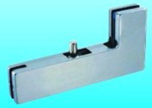 Aluminium and Stainless Steel Glass Door Top Hinge (HS03104)