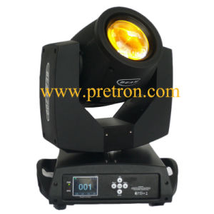 200W 5r Sharp Beam Moving Head Light