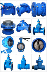 Gate Valve DIN3352 F5 Non-Rising Stem Resilient Seated pictures & photos