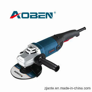 125/150mm 1200W Electric Angle Grinder Power Tool (AT3121) pictures & photos