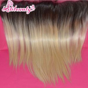 Virgin Hair 13X4 1b/ 613# Blone Lace Frontal Straight pictures & photos