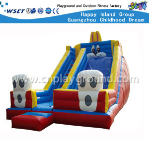 Bugs Bunny Cartoon Shape Inflatable Slide (HD-9505) pictures & photos