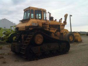 Used Bulldozer Cat D8l Construction Machine
