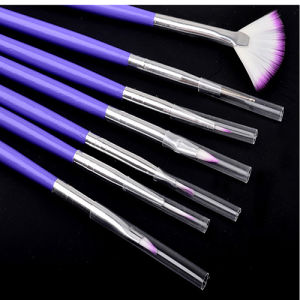 OEM & ODM Profession 7PCS Sets Nail Art Brush pictures & photos
