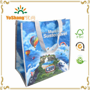 Custom Made Cheap Laminated PP Woven Bag Made in China pictures & photos