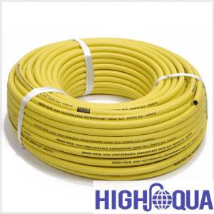 Fiber Braid Rubber Air Hose, Smooth Surface High Pressure Flexible Air Hose pictures & photos