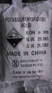 Potassium Hydroxide pictures & photos