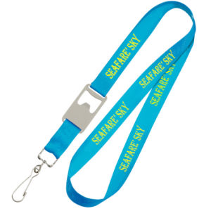 Bottle Opener Lanyard with Swivel Hook pictures & photos
