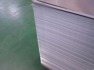 4343/3003aluminium Aluminum Sheet for Aircooling Fin Material pictures & photos