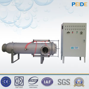 Ss304 185nm 2PC UV Lamp Aquaculture Disinfection UV Sterilizer pictures & photos