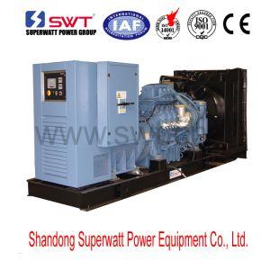 300kVA-3800kVA 50Hz or 60Hz Open Type Diesel Generator Set Powered by Mtu pictures & photos