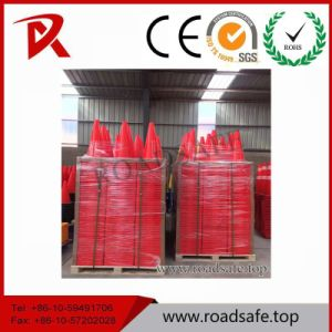 Roadsafe PVC Traffic Equipment Barricade Cone Barrier Orange Reflective Traffic Cone pictures & photos