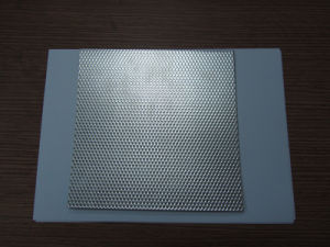 1050 Embossed Aluminum Plate with Diamond Pattern pictures & photos