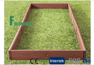 "WPC Composite Raised Bed Garden Kit Planter 42"" X 84"" X 8"" for Growing Healthy Vegetables pictures & photos"
