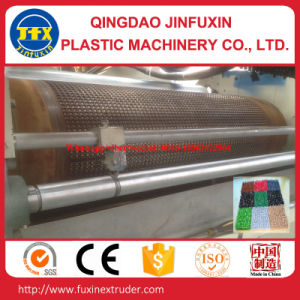 PE Plastic Grass Mat Production Line pictures & photos