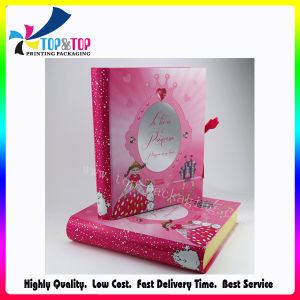 Book Shape Paper Gift Box with Colorful Printing pictures & photos