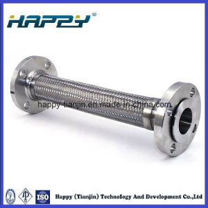 Wire Braided Stainless Steel Corrugated Flexible Metal Hose pictures & photos