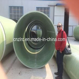 2017 Hottest Sakes High Quality Water Plant FRP Pipe/Tube Zlrc pictures & photos