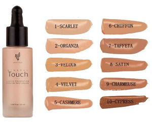 Younique Liquid Foundation for Lady Good Quality Waterproof Long Lasting Face Whitening Foundation pictures & photos