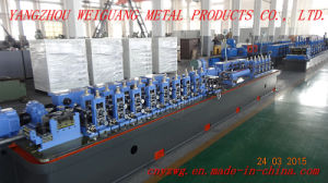 Wg16 Low Carbon Steel Pipe Making Machine pictures & photos