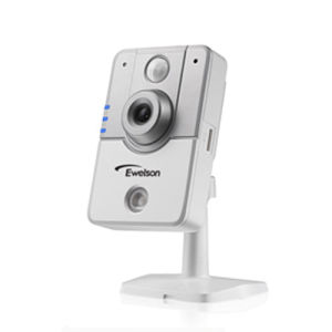 Wireless IP Camera with Free APP and P2p Uid (Q4)