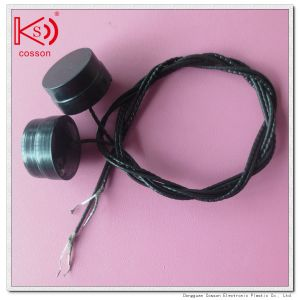 New Products Piezoelectric 1MHz Water Flow Meter Ultrasonic Sensor