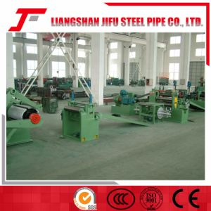 CNC Coil High Speed Steel Sheet Slitting Line pictures & photos