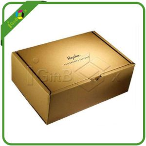 Foldable Box / Carton Box / Printing Paper Corrugated Color Box pictures & photos