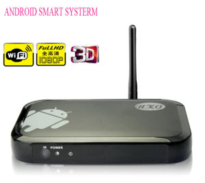 1g DDR2 Memory Android TV Box with RJ45 Port (UKO2012)