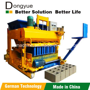 Egg Layer Concrete Masonry Block Machine Qtm6-25 Dongyue Machinery Group pictures & photos