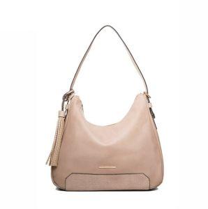 Designer Tassel Ladies Bag Fashion Snake PU Hobo Bag pictures & photos