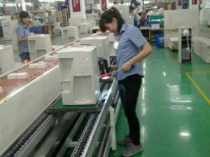Line-1 for Dispenser (drinking fountains) Assembly Line pictures & photos