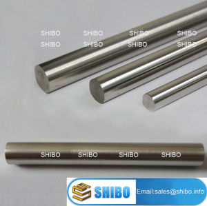 99.95% Pure Molybdenum Bars and Rods pictures & photos