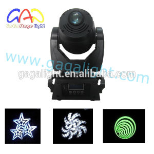 120W LED Gobo Moving Head Light pictures & photos