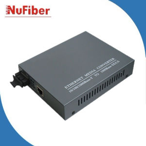 Gigabit 20km Ethernet Media Converter, Internal Power Supply (NF-I2000LX20)