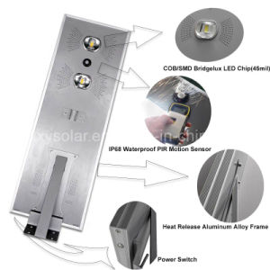 6W-100W LED Integrated Solar Street Road Garden Lamp All in One Solar Light pictures & photos