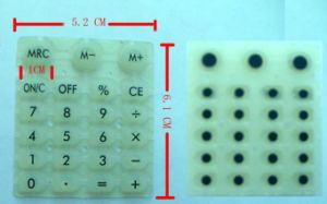 Silicone Rubber POS Keypad pictures & photos