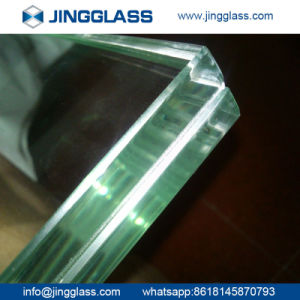 Custom 5mm-22mm Flat Clear Tempered Laminated Glass Manufacturer pictures & photos