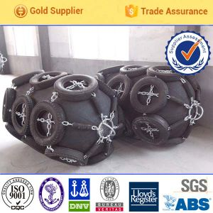 Used for Ships and Docks Pneumatic Rubber Air Block Fender