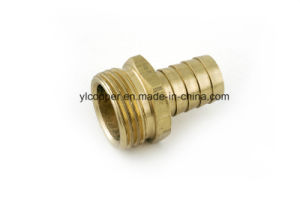 Lead Free Brass Barb Hose Fittings for Garden Hose Fittings pictures & photos