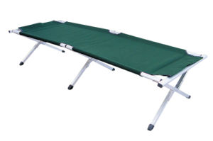 Folding Camping Cot as Bed pictures & photos