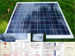 100wp New Design Sunpower Flexible Solar Panel pictures & photos