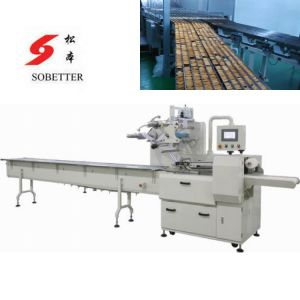 Potato Crisps Packaging Machine with Feeding Machine pictures & photos