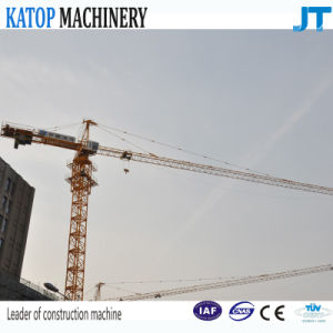 Katop Brand Qtz80 Tc6010 Tower Crane for Construction Site pictures & photos