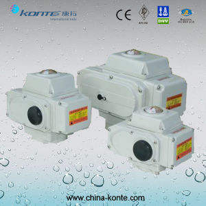 Regulating Electrical Actuator, Motorized Actuator, on off Actuator, Modulating Actuator, Rotary Electric Actuator pictures & photos
