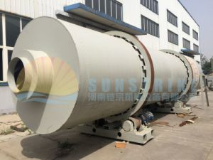 Simple Structure and Excellent Performance Sawdust Dryer Machine