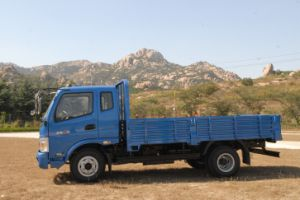 Light Truck with One and a Half Row Seat pictures & photos