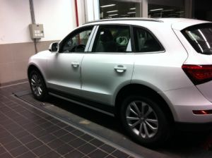 Power Side Step Electric Running Board for Audi- Q7 pictures & photos