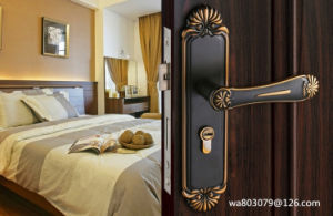 Door Lock, Indoor Door Lock, Mortise Lock, Ms1001 pictures & photos