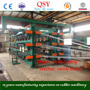 Steel Cord Conveyor Belt Vulcanizer Production Line pictures & photos